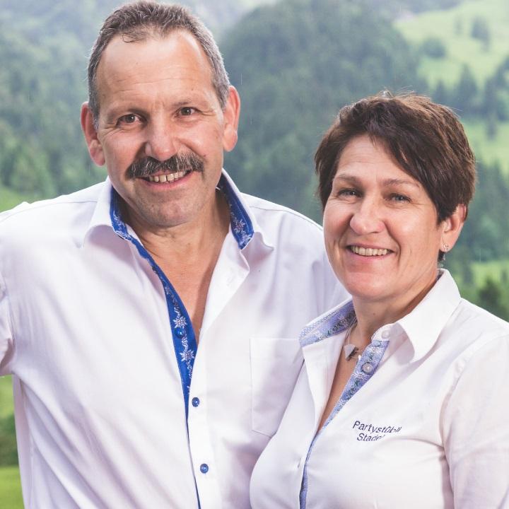 Hans und Ursula Forrer-Nüssli