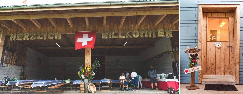 Partystübli Stadel | Laad, Nesslau im Toggenburg | Partystübli Stadel